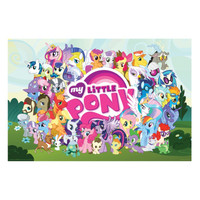 My Little Pony Season 4 Cast Poster