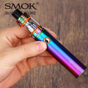 Original SMOK Stick V8 Baby Kit with TFV8 Baby 2ml Tank Atomizer & Built-in 2000mAh Battery follow EU TPD Compliant - 13 Colors