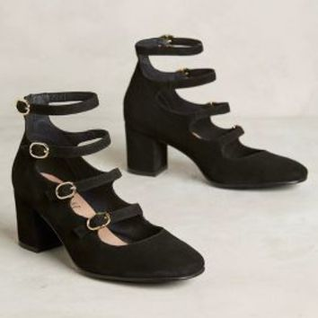KMB Malika Heels in Black Size: