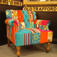 Patchwork Collection: The Armchair