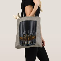 Whiskey Glass ---- Tote bag