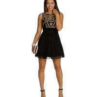 Morgan-Black Homecoming Dress