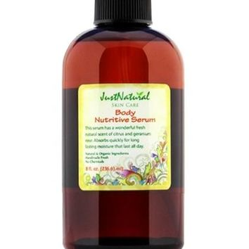 Natural Tanning Body Nutritive Serum - Helps & Support Skin