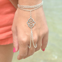 Shiny Gift Awesome Hot Sale Great Deal New Arrival Stylish Bohemia Metal Hollow Out Bracelet [6586255751]