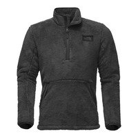 Men's Campshire Sherpa Fleece Pullover in Asphalt Grey by The North Face - FINAL SALE
