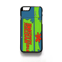 Scooby Doo Mystery Machine Van Fred Velma For Iphone 4/4S Iphone 5/5S/5C Iphone 6/6S/6S Plus/6 Plus Phone case ZG