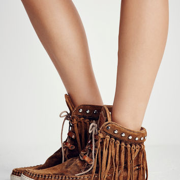 Free People Maze Runner Ankle Boot