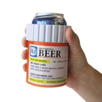 BigMouth Inc Prescription / Pill Bottle Drink Kooler