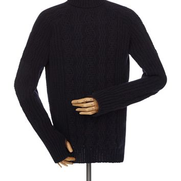 Barbour Sub-Deck Roll Neck Sweater