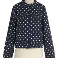 Spotty Forecast Jacket