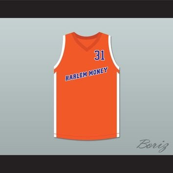 Lights 31 Harlem Money Basketball Jersey Uncle Drew