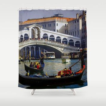 Venice Italy Metal Travel Mug by Theresa Campbell D'August Art