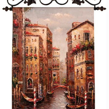 Wall Art - Italian Waterways