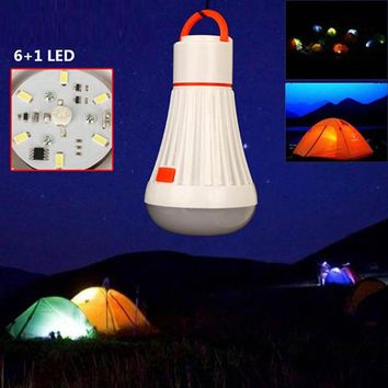 MUQGEW Outdoor Camping Hanging LED Tent Light Bulb Fishing Lantern Lamp High Quality Hot Sell Promotion
