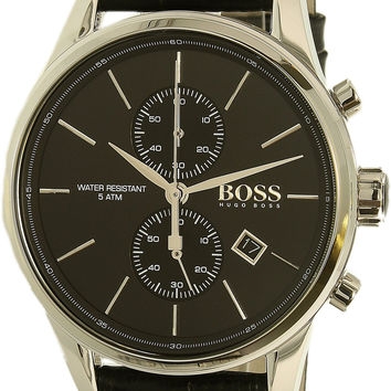 HUGO BOSS MEN'S BOSS BLACK CHRONOGRAPH WATCH 1513279