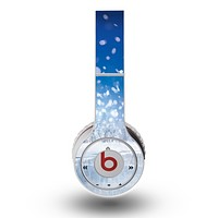 The Frozen Snowfall Pond Skin for the Original Beats by Dre Wireless Headphones
