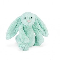Browse Bashful Mint Bunny - Online at Jellycat.com