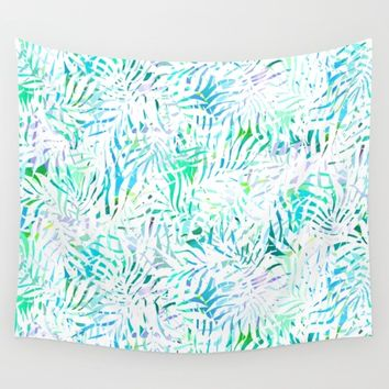 Tropical II Wall Tapestry by Susanna Nousiainen