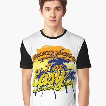 'Easy like sunday morning' Men's Premium T-Shirt by hypnotzd