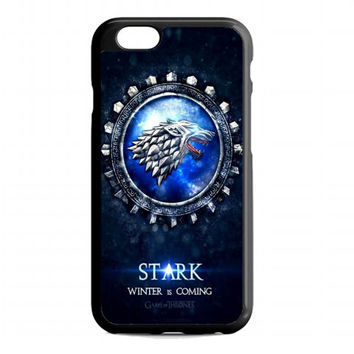 stark winter is coming For iphone 6s case