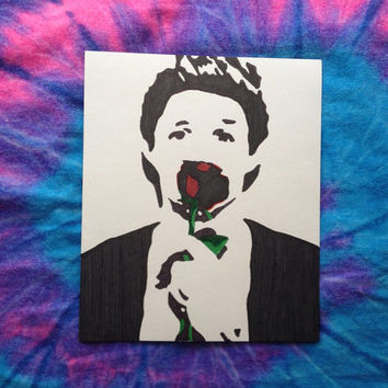 Niall horan one direction pop art