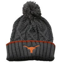 Nike Texas Longhorns Ladies Better Knit Beanie - Gray