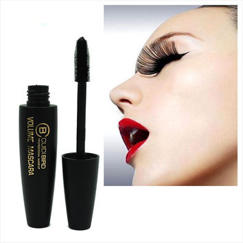 1PC Black Waterproof Makeup Eyelash Long Curling Mascara Eye Lashes Extension 3JAN16