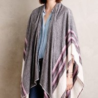Aranya Blanket Poncho by lemlem Pink One Size Sweaters