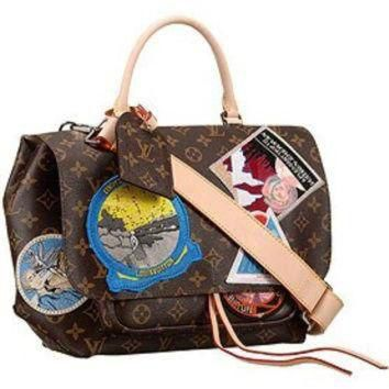 Tagre™ ONETOW Louis Vuitton Camera Messenger Bag By Cindy Sherman