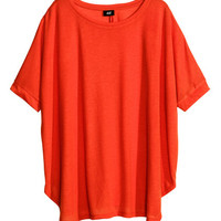 Wide top - from H&M