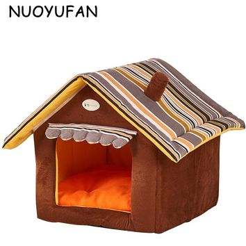 Removable Cover Dog House