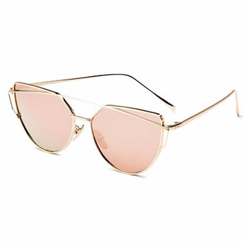 Luxe Sunglasses (rose)