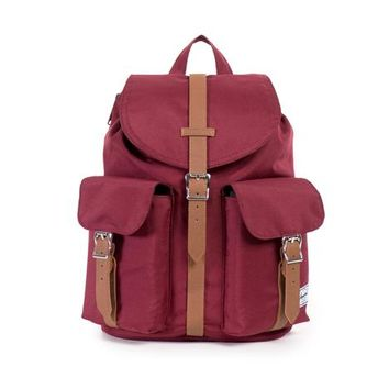herschel supply co. - dawson - women's backpack - windsor wine