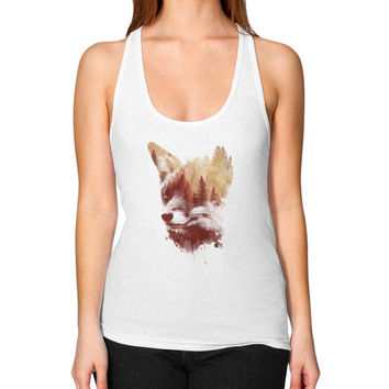 Blind fox Women's Racerback Tank
