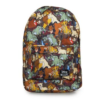 Loungefly x The Lion King Character Print Backpack - Disney - Brands