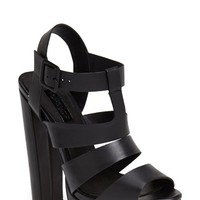 Women's Topshop 'Lucy' Gladiator Sandal