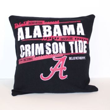 Alabama University Pillow