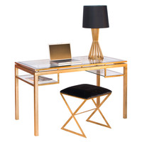 Worlds Away Brentwood Desk