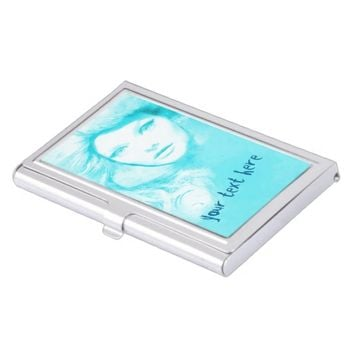 HAIR STYLIST Beauty Salon | Business Card Holder