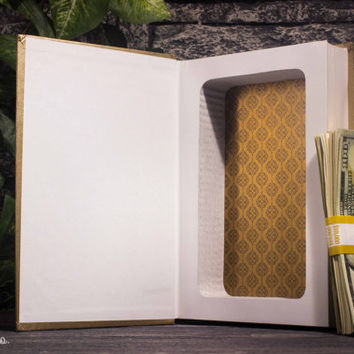 Hollow Book Safe - Think and Grow Rich (THE GOLD STANDARD) Collector's Edition