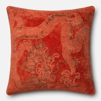 Loloi Chili Decorative Throw Pillow (GPI08)