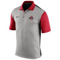 Nike Ohio State Buckeyes Preseason Dri-FIT Performance Polo