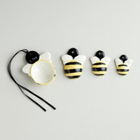 Bee Measuring Spoons - World Market