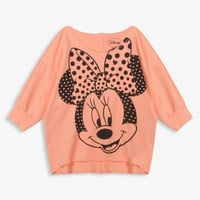 Sequined Minnie Mouse® Pullover