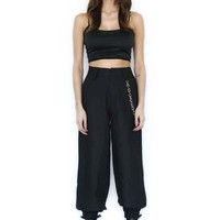 PRE-ORDER COBAIN PANT - BLACK (SHIPPING END SEPTEMBER)