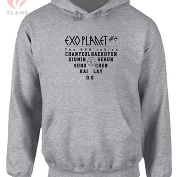 DCCKL83 EXO Planet Hoodie