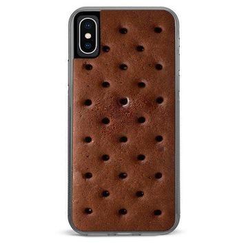 Ice Cream Sandwich iPhone XR case