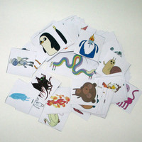 Adventure Time Sticker Pack 100 Stickers