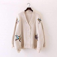 For the Birds Cardigan