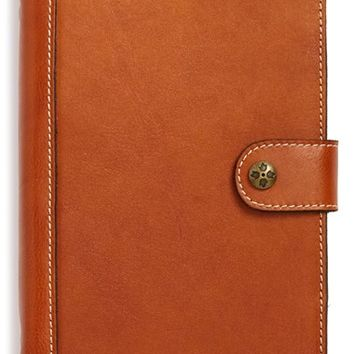 Patricia Nash 'Chieti' Leather Agenda - Brown